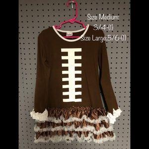 Other - Football Dress/Long Shirt